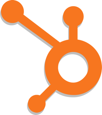 Hubspot Logo - bandv inbound marketing agency
