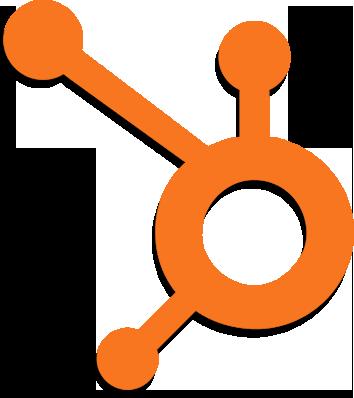 Hubspot Logo - bandv inbound marketing agency