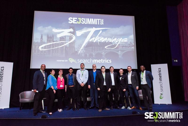 SEJsummit_-_3_Takeaways_-_Speakers