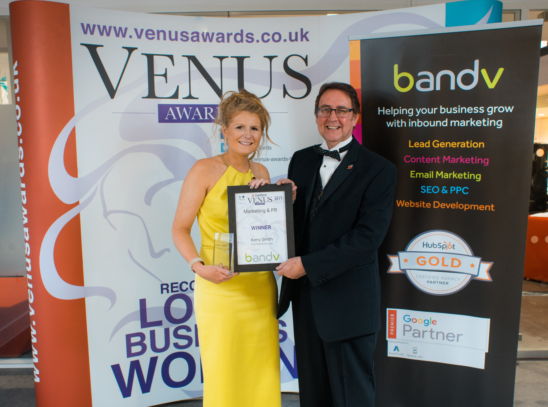 Kerry Smith, Venus award winner.jpg